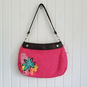 Thirty One Suite Skirt Floral Purse NWT